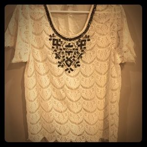 Gorgeous Lucky Brand Top